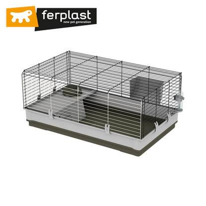 Picture of Ferplast Cage Krolik Large Green 100 Cm