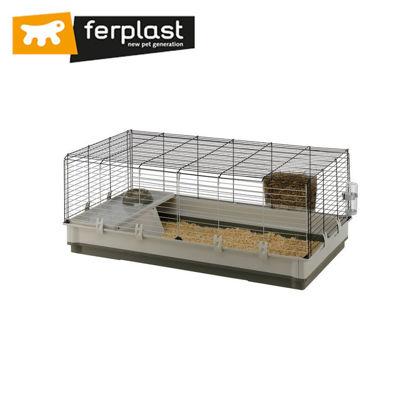 Picture of Ferplast Cage Krolik X-Large Green 120 Cm