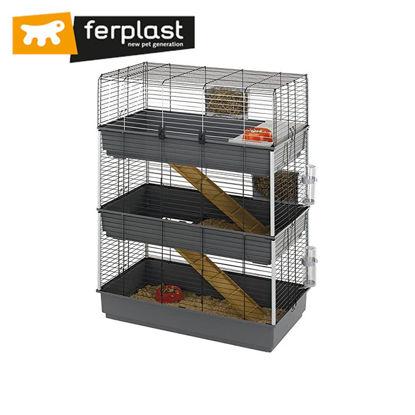 Picture of Ferplast Cage Rabbit 100 Tris