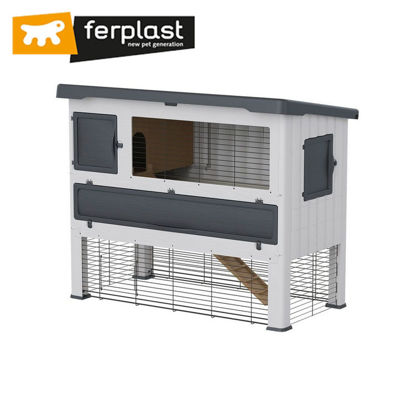 Picture of Ferplast Cage Grand Lodge 140 Grey
