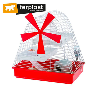 Picture of Ferplast Cage Magic Mill White