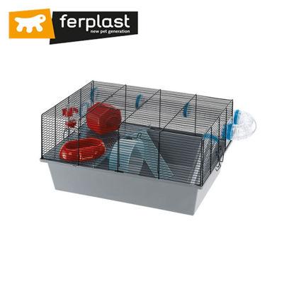 Picture of Ferplast Cage Milos Medium Black