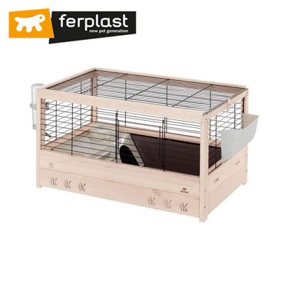 Picture of Ferplast Cage Arena 80 Black