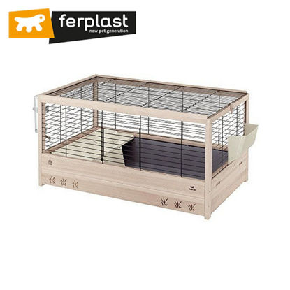 Picture of Ferplast Cage Arena 100 Black