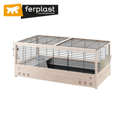Picture of Ferplast Cage Arena 120 Black