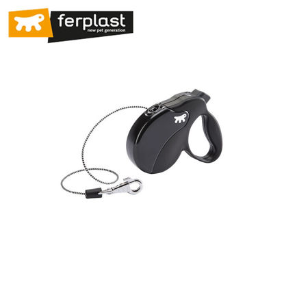 Picture of Ferplast Amigo Mini Cord Black-Black