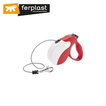 Picture of Ferplast Amigo Mini Cord Red-White