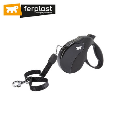 Picture of Ferplast Amigo M Cord Black-Black