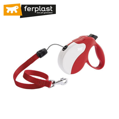 Picture of Ferplast Amigo M Cord Red-White