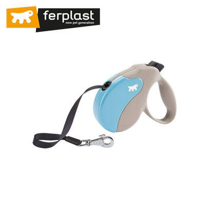 Picture of Ferplast Amigo M Tape Beige-Turquoise