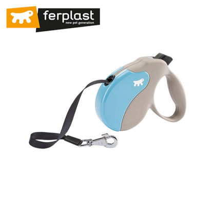 Picture of Ferplast Amigo L Tape Beige-Turquoise