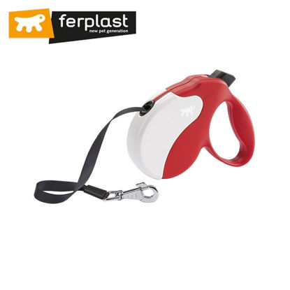 Picture of Ferplast Amigo L Tape Red-White