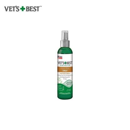 Picture of Vet's Best Flea + Tick Spray (8 oz)