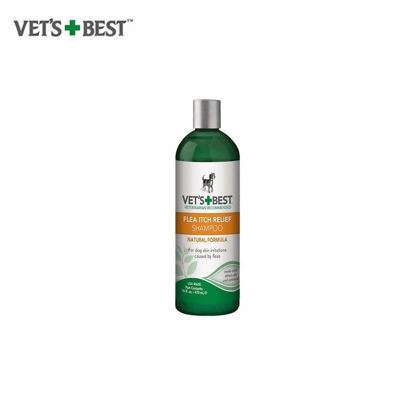 Picture of Vet's Best Flea Itch Relief™ Shampoo (16oz)