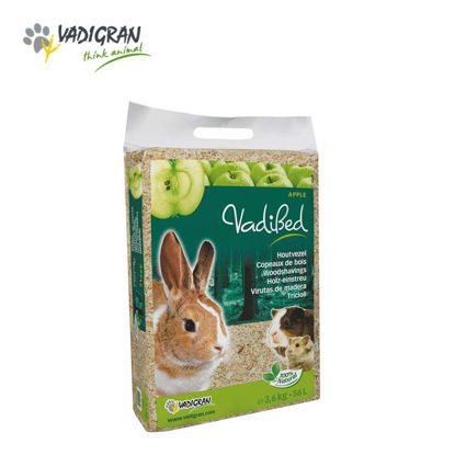 Picture of Vadigran Vadibed Woodshavings Apple 56 L - 3.6 Kg