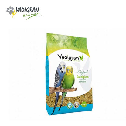 Picture of Vadigran Budgies 4 Kg