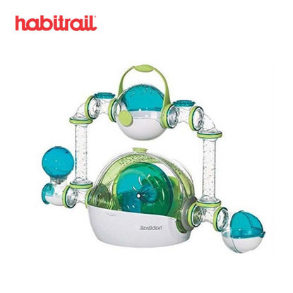 Picture of Habitrail Ovo Dwarf Hamster Habitat