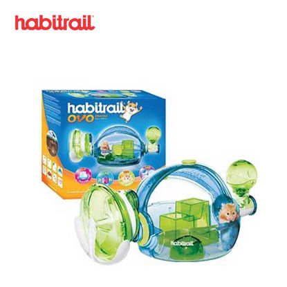 Picture of Habitrail Ovo Home (Blue)