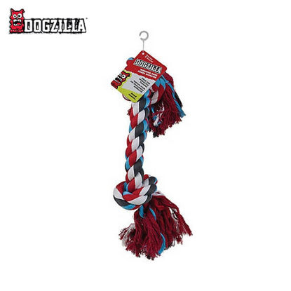 Picture of Dogzilla Monster Small 2 Knot Rope