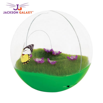 Picture of Jackson Galaxy Butterfly Ball