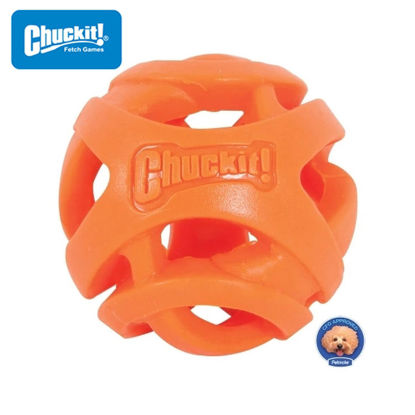 Picture of Chuckit! Breathe Right Fetch Ball Medium 1-Pack