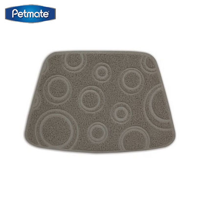 Picture of Petmate Wedge Circle Litter Catcher Mat