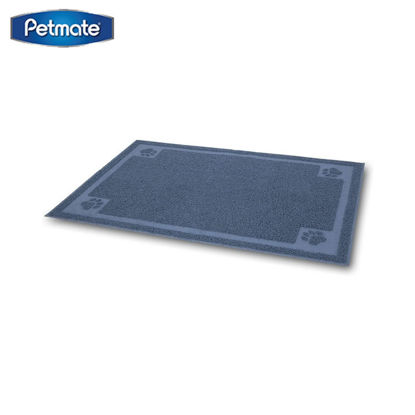 Picture of Petmate Litter Catcher Mat Lg 6Pk Blue