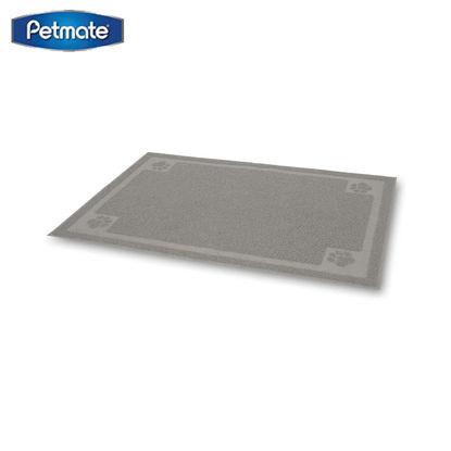 Picture of Petmate Litter Catcher Mat Lg 6Pk Stone