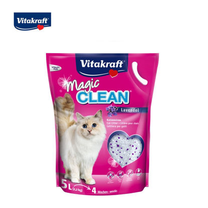 Picture of Vitakraft Magic Clean Lavender 5L