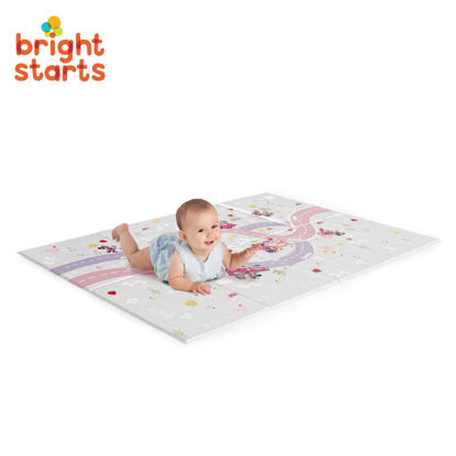 Picture of Bright Starts Minnie Mouse On The Road Playmat