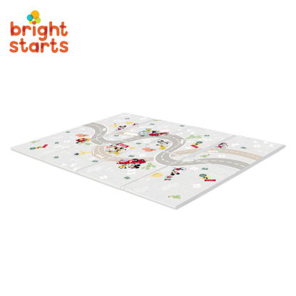 Picture of Bright Starts Mickey Mouse On The Road Playmat