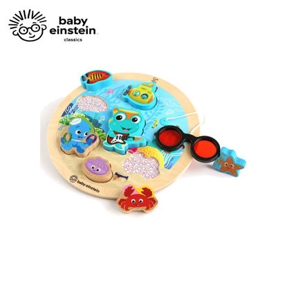 Picture of Baby Einstein Hape Underwater Discovery Puzzle