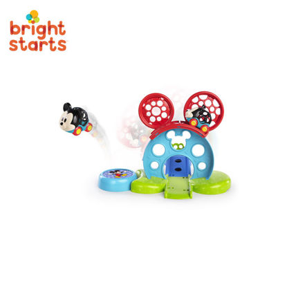 Picture of Bright Starts Mickey Mouse Bounce Around Playset