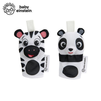 Picture of Baby Einstein High Contrast Finger Puppets