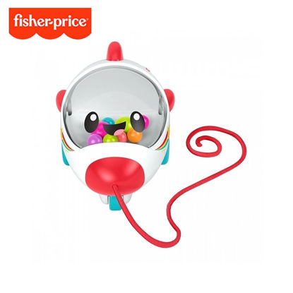 Picture of Fisher Price Dream Land Pull Rocket