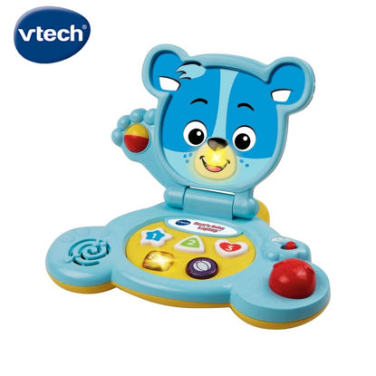 Picture of VTech Baby Bear Laptop ( Blue )
