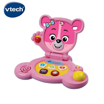 Picture of VTech Baby Bear Laptop ( Pink )