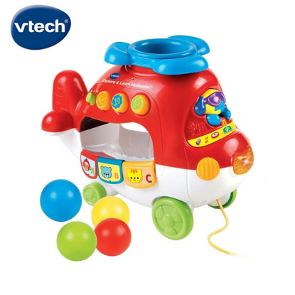 Picture of VTech Learn and Sort Helicopter