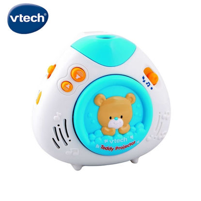 Picture of VTech Lullaby Teddy Projector ( Blue )