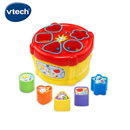 Picture of VTech Sort and Discover Drum