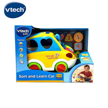 Picture of VTech Sort and Learn Car ( Blue )