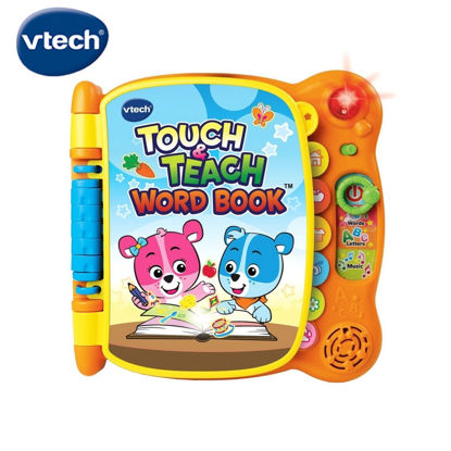 Picture of VTech Touch and Teach Word Book