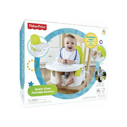 Picture of Fisher Price Quick and Clean Portable Booster