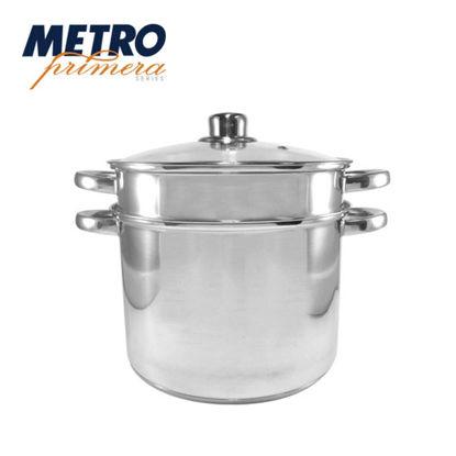Picture of Metro Primera Series 24cm Stainless steel Pasta Pot