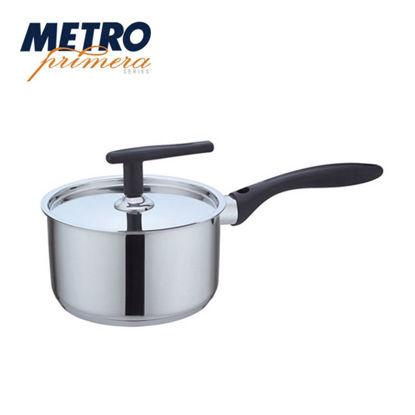 Picture of Metro Primera Series 16cm Stainless Steel Saucepan