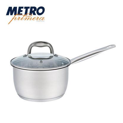 Picture of Metro Primera Series 18cm Stainless Steel Sauce Pan