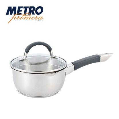 Picture of Metro Primera Series 20cm Stainless Steel Sauce Pan