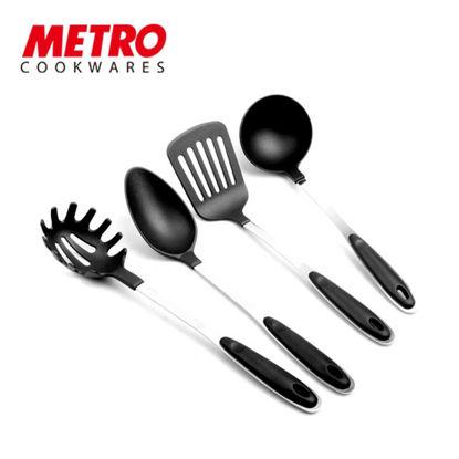 Picture of Metro Cookwares 4pcs Nylon Tool Set