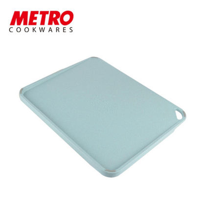 Picture of Metro Cookwares Double sided Chopping Board w/ garlic grinder
