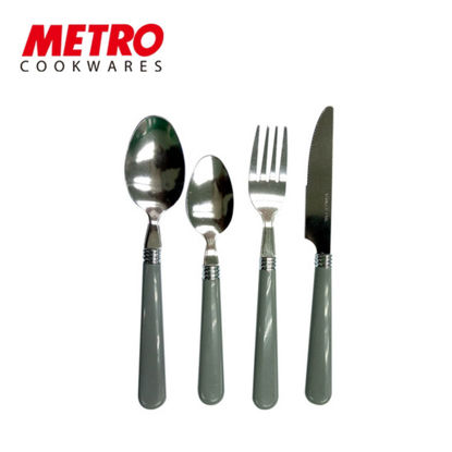 Picture of Metro Cookwares 16pcs Cutlery Set